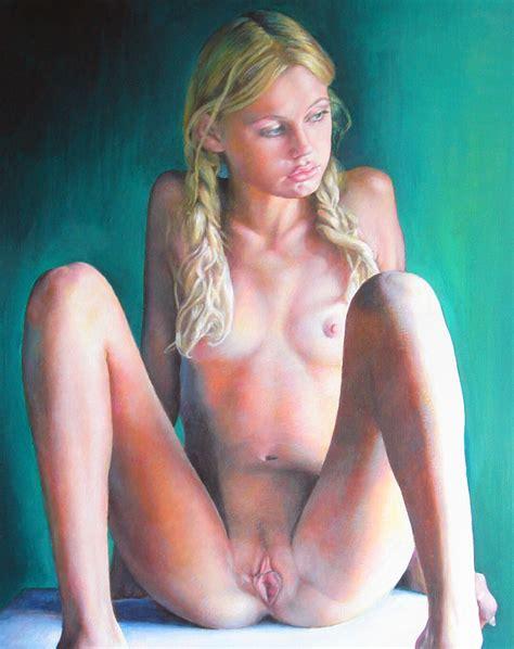 Bloomingflower 2 In Gallery Erotic Fantasy Art Of