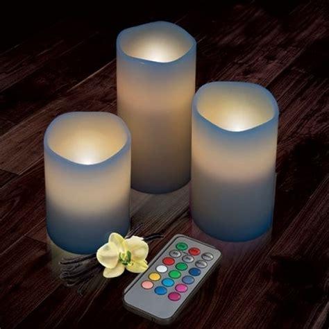 candele con led magiche candele led con telecomando dxa 24
