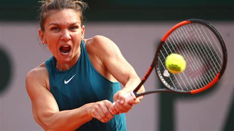 French Open 2018: Caroline Wozniacki's bid is over; Simona Halep through to quarters | Tennis News – India TV