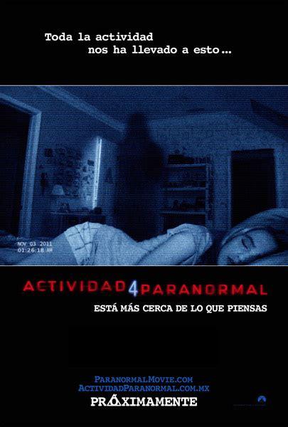 actividad paranormal t