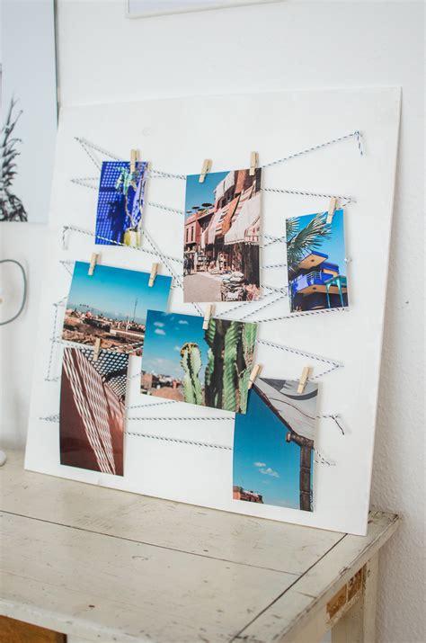 pinnwand selbst gestalten pinnwand diy fotoboard selbst gestalten andysparkles de