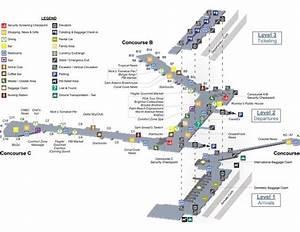 Palm Beach Airport Map  Pbi