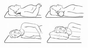 is your sleep position causing you back pain health With best sleeping position for neck