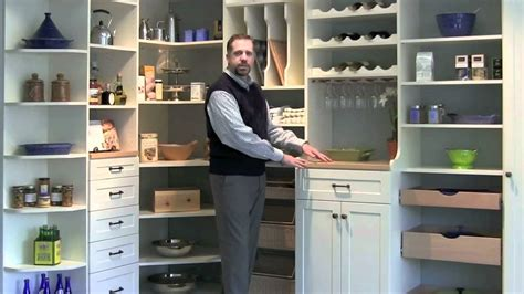 Pantry Design Tool Convert Broom Closet To Free Standing