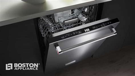 Kitchenaid Appliances Problems by Kitchenaid Built In Dishwasher Kdtm704ess Boston Appliance