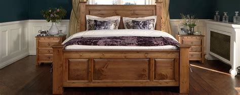 handcrafted solid wood beds   ft wide revival beds