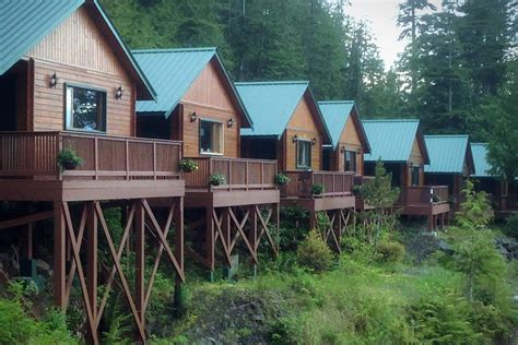 Bear Cove Cottages  Accommodations  Port Hardy