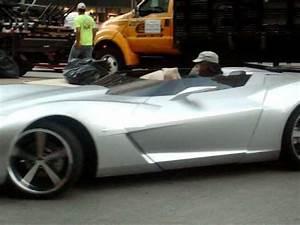 Transformers 3 Silver Corvette Stingray Autobot in Chicago ...