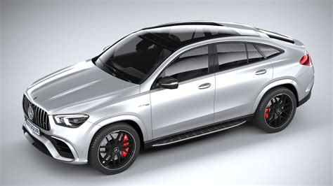 Gallery of 62 high resolution images and press release information. Mercedes-Benz GLE 63 AMG Coupe 2021