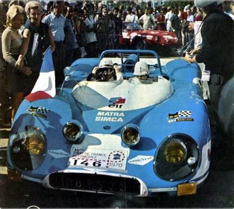 tour de auto matra simca au tour de auto racing cars tour de