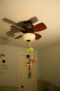 Baby nursery ceiling fans
