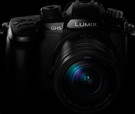 firmware 1 1 for panasonic s new dc gh5 dslm