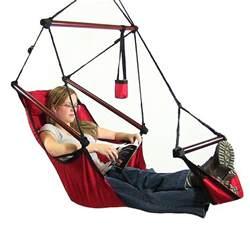 100 hammock air chair hanging chaise lounger chair