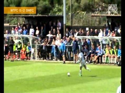 Worksop Town FC vs Sheffield Wednesday - YouTube