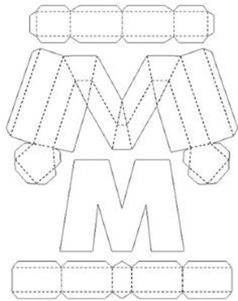 resultado de imagen para moldes de la s letras 3d grandes my pony search