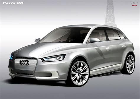 audi  sportback concept car  catalog
