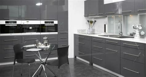 high gloss grey kitchen cabinets charcoal grey 7042