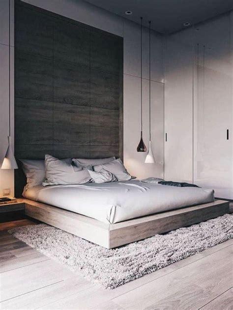 Minimalist Loft With Luxurious Details by 44 Stunning Minimalist Modern Master Bedroom Design Best