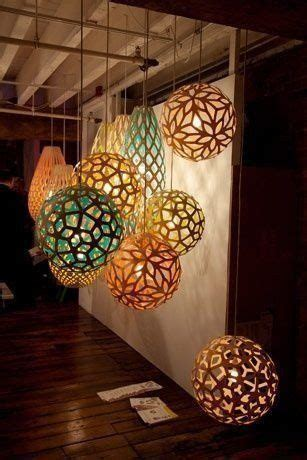 manualidades globos lamparas colgantes ideas lamparas