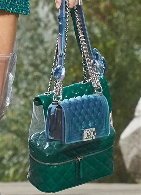 chanel spring summer  runway bag collection bragmybag