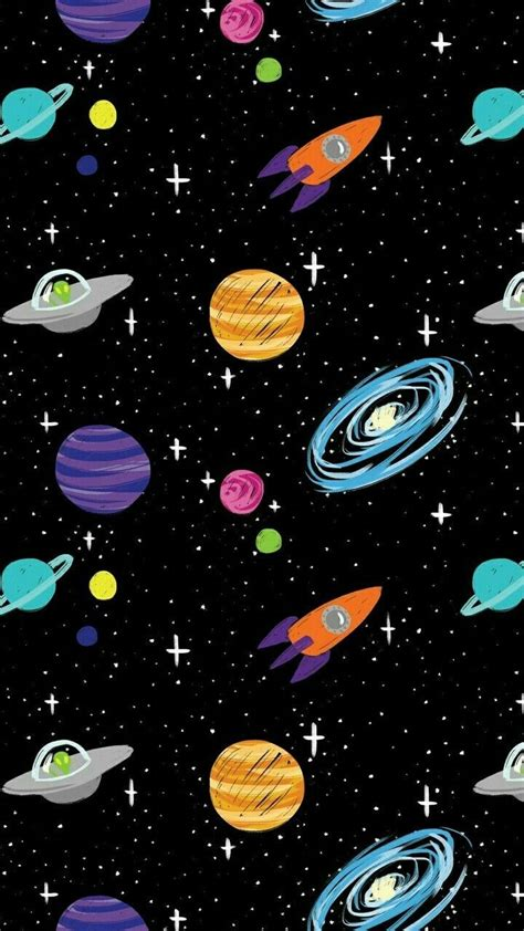 Spaceships And Planers Wallpaper Space Tumblr