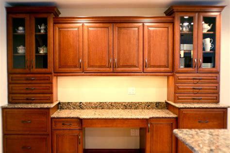 Desk cabinetry, built in desk and cabinets griffin custom