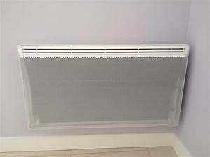 Chauffage Panneau Rayonnant : radiateur rayonnant atlantic ~ Edinachiropracticcenter.com Idées de Décoration