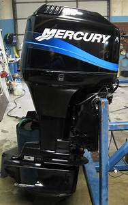 Used 2000 Mercury 90elpto 90hp 2-stroke Saltwater Outboard Boat Motor 20 U0026quot  Shaft