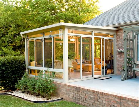 Sunroom Prices by Three Season Sunrooms Chicago 3 Season Sunrooms Envy