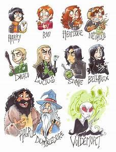 HP Characters - Harry Potter Photo (32990633) - Fanpop
