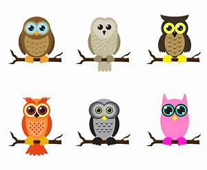 Owl Vector Illustration   www.pixshark.com - Images ...