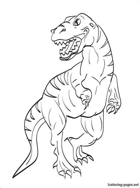 jurassic world dinosaur coloring pages  getcoloringscom