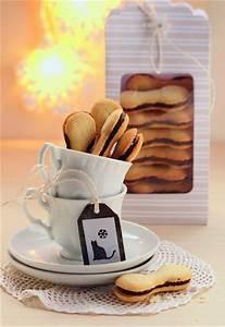 Kekse Mit Namen : katzenzungen kekse selber backen rezept auf ~ Markanthonyermac.com Haus und Dekorationen