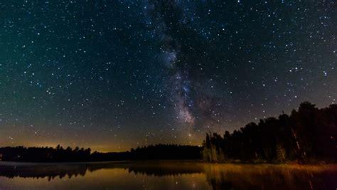Stars Galaxy Night Algonquin Provincial Park