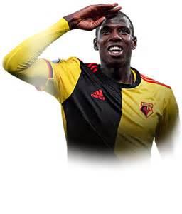 Abdoulaye Doucour U00e9 - Fifa 20  86 Cam  Totw