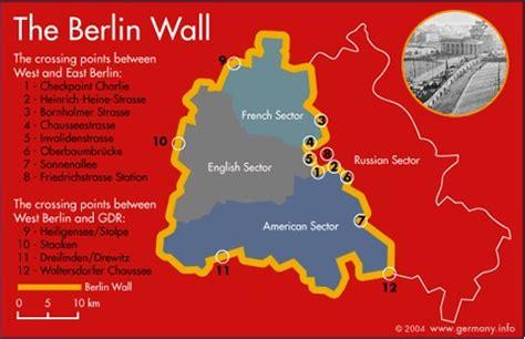 berlin wall map history cold war era pinterest
