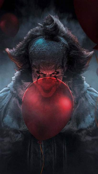Pennywise Horror 4k Payaso Scary Terror Zedge