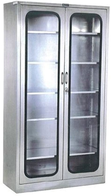 MSEC, Stainless Steel Medical Storage Cabinet, 69in. H x