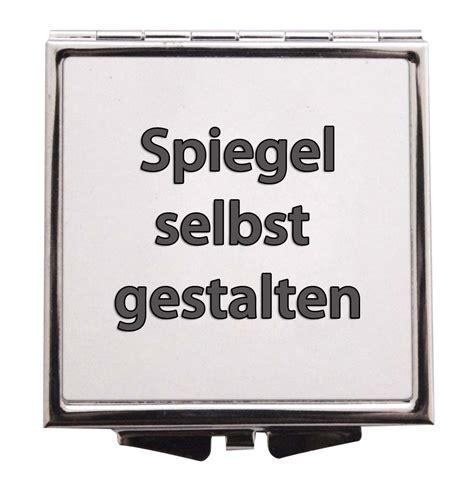 Spiegel Selbst Gestalten by Handspiegel Klappspiegel Selbst Gestalten Geschenk