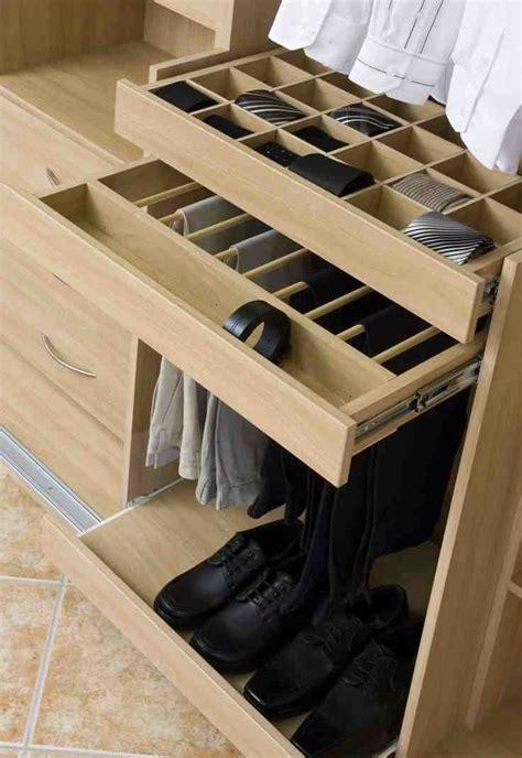 sliding closet shelves decor ideas