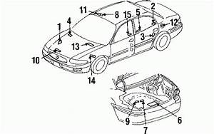 2000 Buick Lesabre Parts Diagram