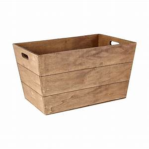 Tapered Wooden Box Kmart