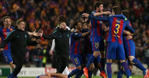 Barcelona celebrations cause an EARTHQUAKE after dramatic ...