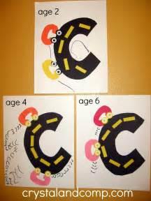 Letter C Preschool Craft Activities