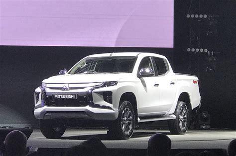 2020 Mitsubishi Truck by 2020 Mitsubishi L200 Triton Review 2020 2021
