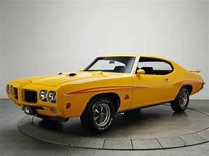 1970 Pontiac Gto Judge Hardtop Coupe 4237 Muscle Classic H