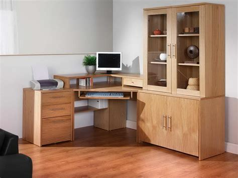 office desk with hutch storage ameriwood computer desk