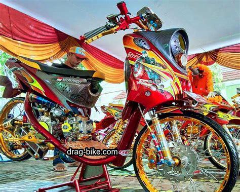 Motor Mio Soul Thailook by 35 Foto Gambar Modifikasi Mio Soul Gt Thailook Airbrush
