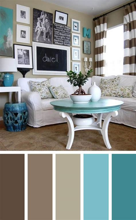 Living Room Color Schemes With Turquoise by 23 Best Living Room Paint Colors Scheme With Character