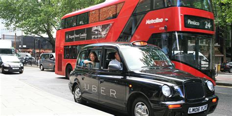 London Mayor Says Uber Is 'systematically' Skirting Law